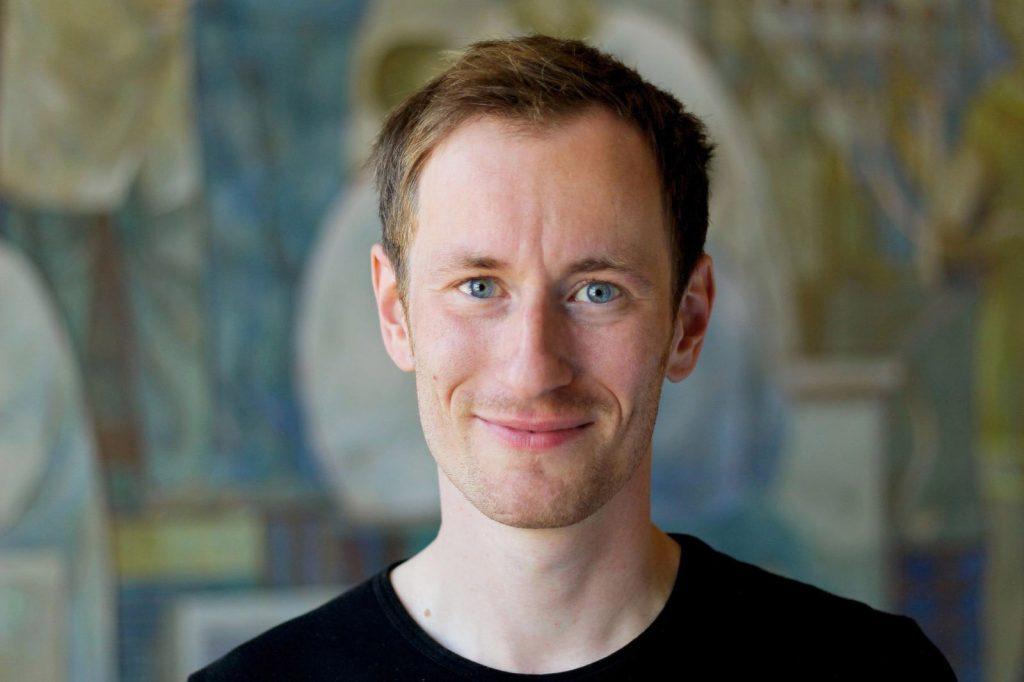 Portrait of Arne Berger
